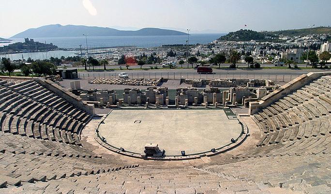 古剧场旅游图片
