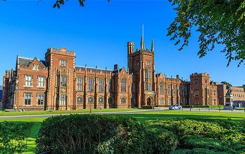 皇后大学的图片