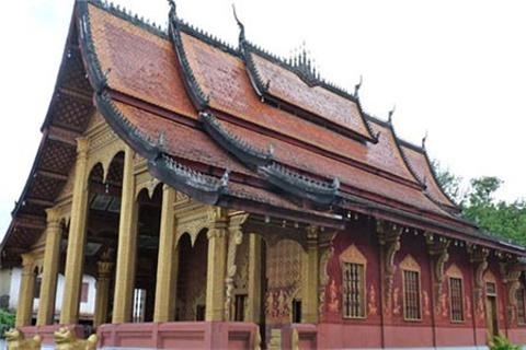 森苏加拉姆寺