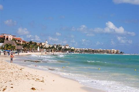 卡门海滩的图片