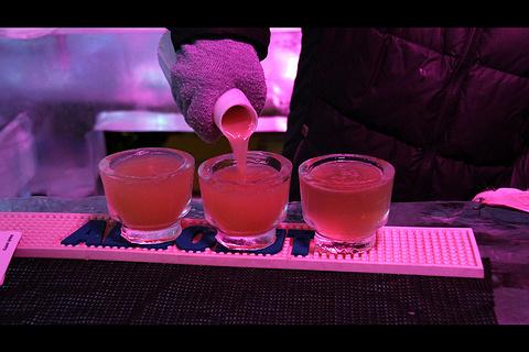 零下五度冰酒吧