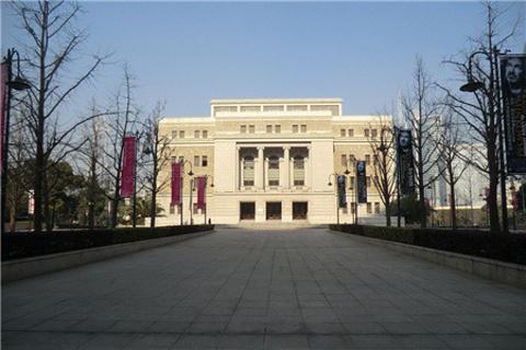 上海音乐厅的图片