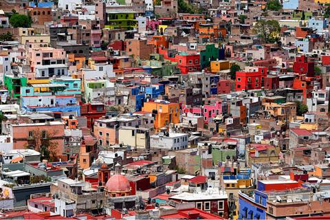 瓜纳华托旅游景点图片