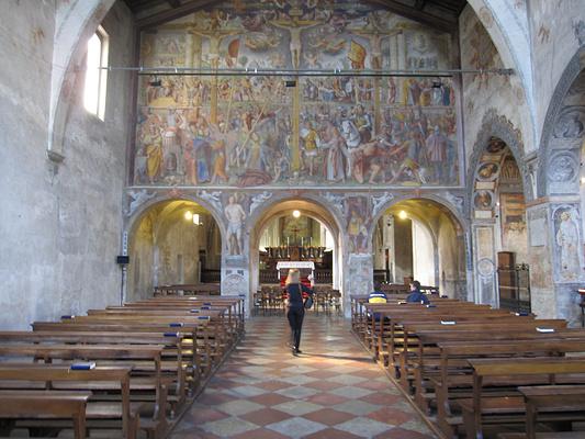 众天使圣母教堂旅游图片