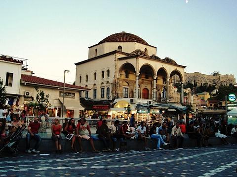 蒙纳斯提拉奇广场旅游景点图片