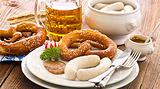 巴伐利亚香肠(白肠)