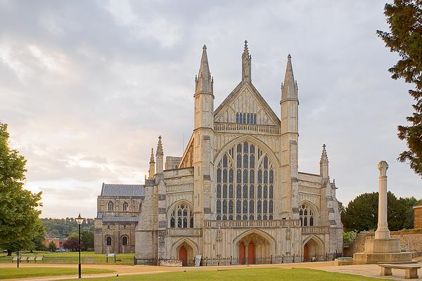 温彻斯特大教堂旅游图片