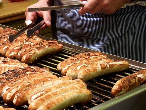 烤香肠 (Bratwurst)