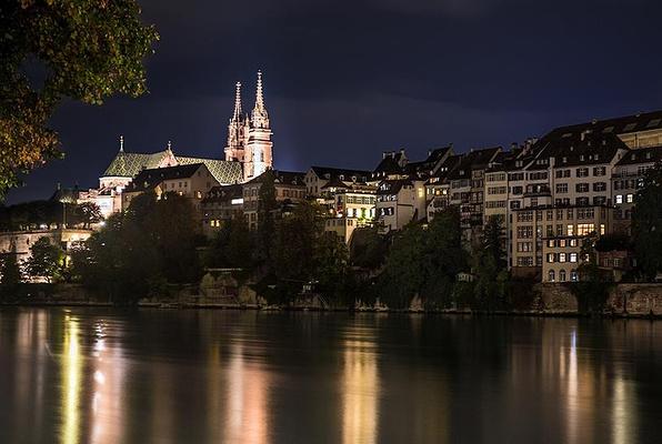 巴塞尔大教堂旅游图片