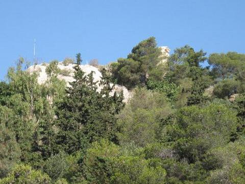 菲洛帕波斯山旅游景点图片