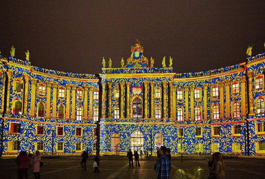 柏林灯光节