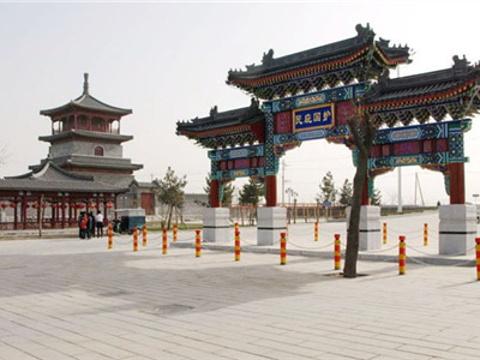 胜芳古镇旅游景点图片
