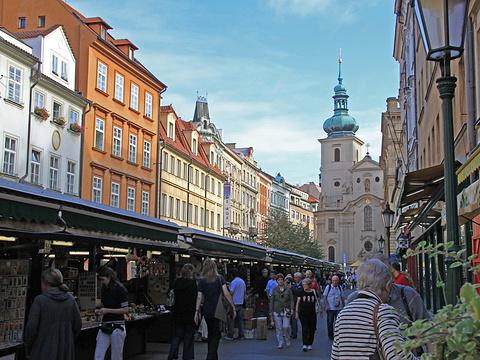 哈维尔市场旅游景点图片
