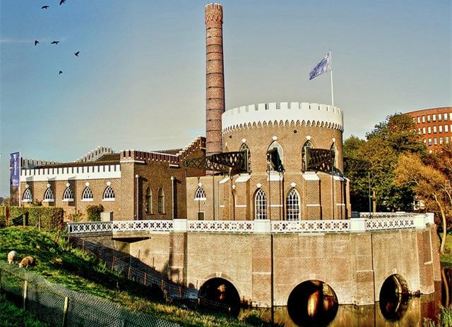 泵房蒸汽博物馆