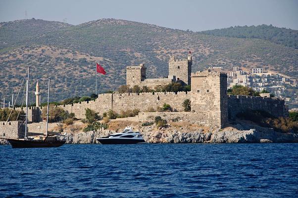 圣彼得城堡旅游图片