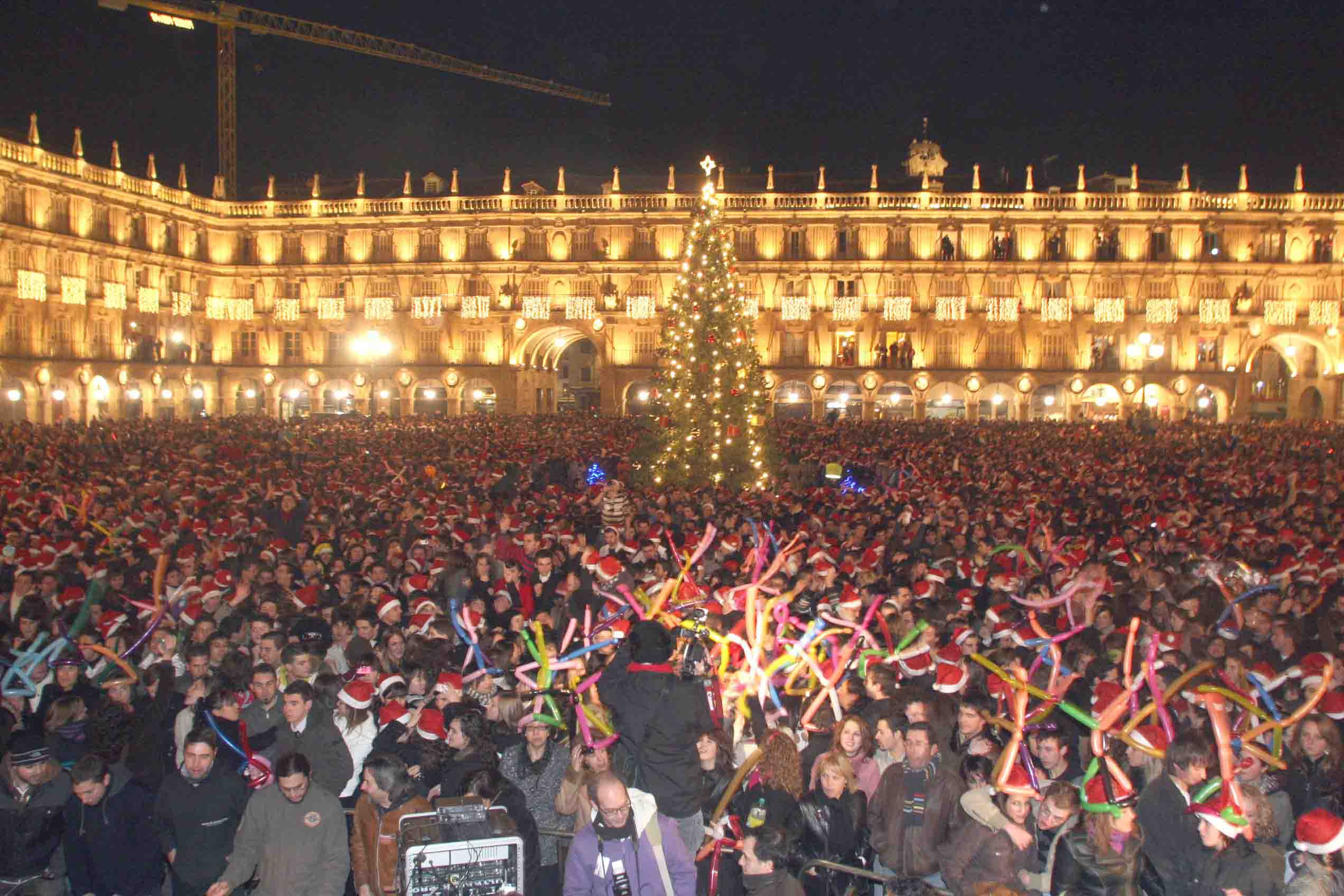 新年前夜(La Noche Vieja)