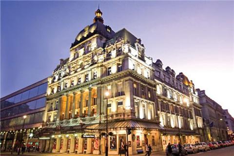 女王剧场的图片