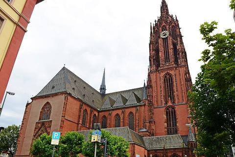 法兰克福大教堂的图片