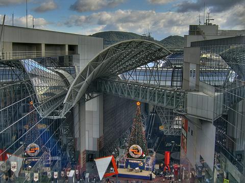 京都车站地区