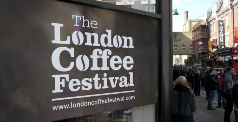 伦敦咖啡节