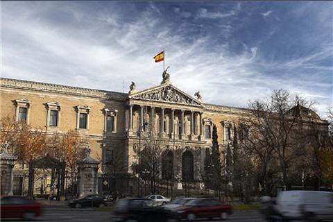 西班牙国家图书馆的图片