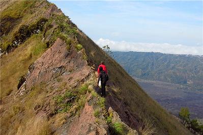 巴都尔火山旅游向导协会