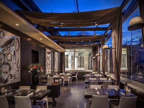 质朴美食餐厅旅游景点图片