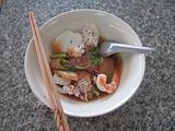 酿豆腐 ( 乳 ) 海鲜馃条