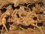 木雕和工艺品