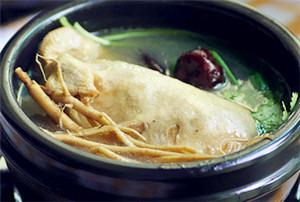 南浦洞参鸡汤