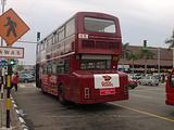 马六甲全景伦敦巴士(Parorama Melaka London Bus)