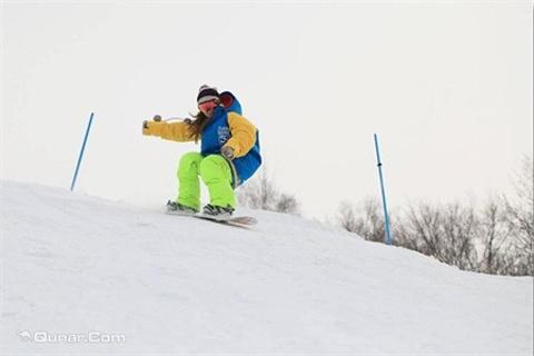灵珠山(滑雪)滑草场