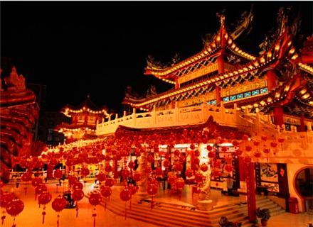 成都国际熊猫灯会