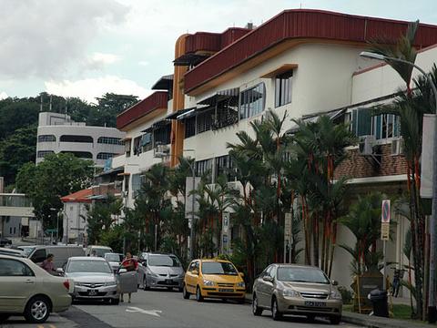 中峇鲁旅游景点图片