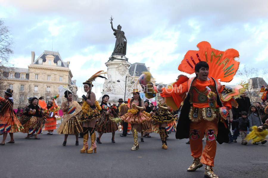 巴黎狂欢节