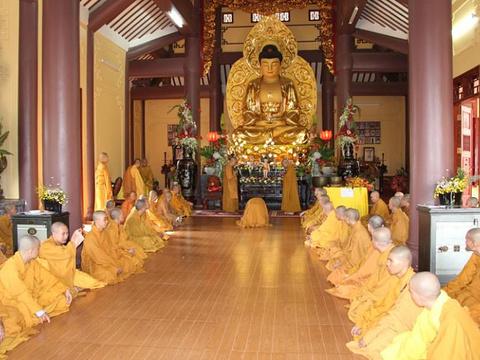 普光寺旅游景点图片