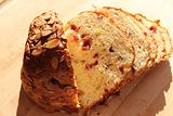 发酵的甜面包