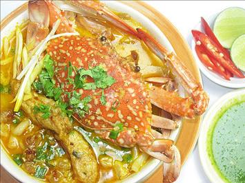 螃蟹青椒粉