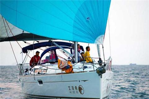 海之风俱乐部帆船出海
