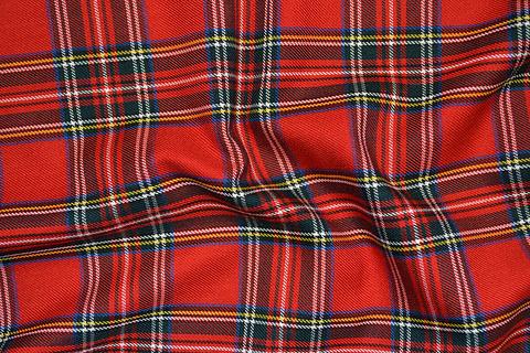 最具特色的 苏格兰格纹饰品