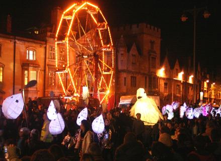 圣诞夜集市(Christmas Light Festival)
