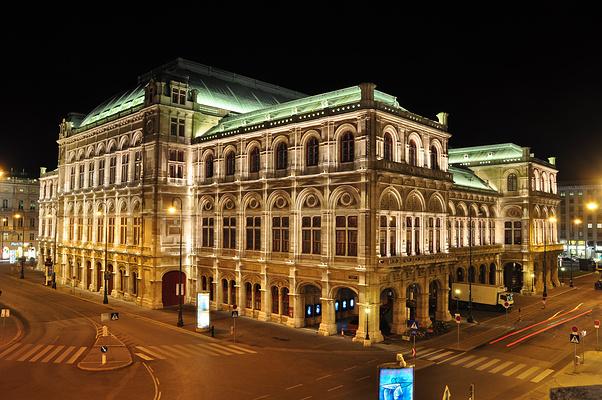 维也纳国家歌剧院旅游图片