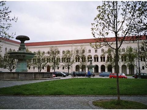 路德维希马克西米利安大学旅游景点图片