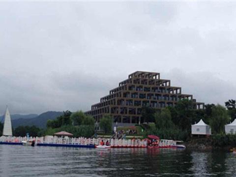 千岛湖进贤湾水上乐园旅游景点图片