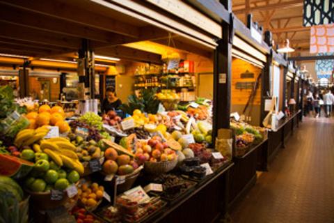 希塔拉赫蒂农贸市场