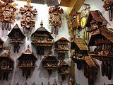 古老的布谷鸟钟