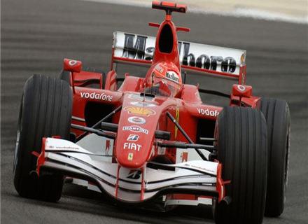 F1上海站赛事
