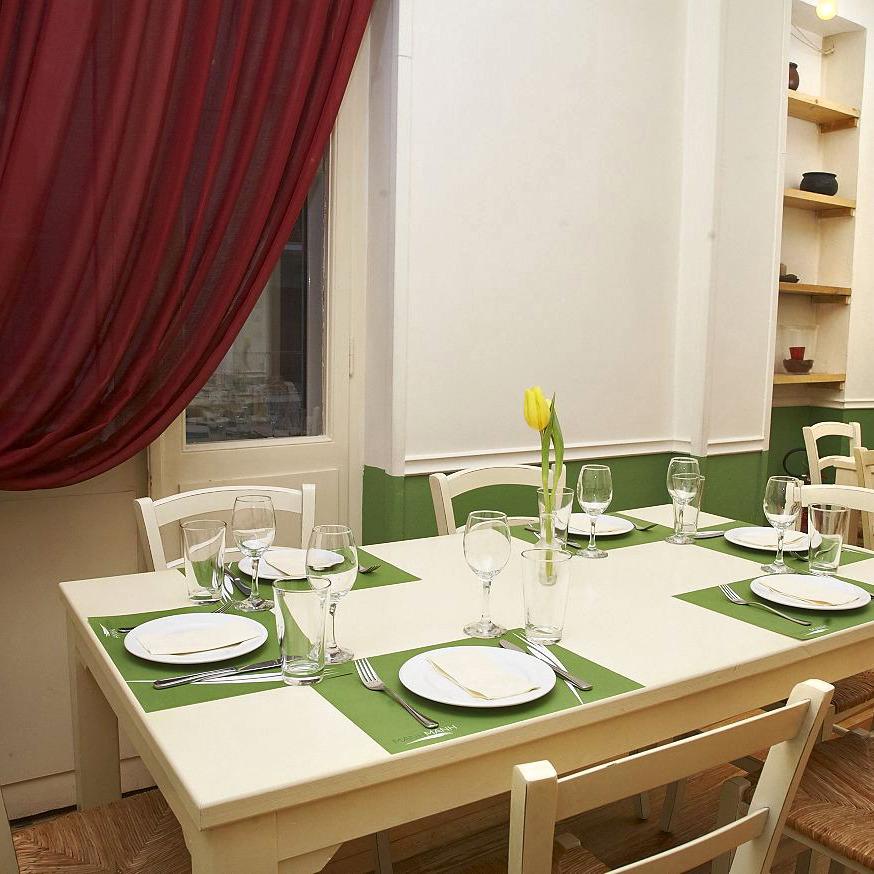 地道的家庭式希腊菜肴
