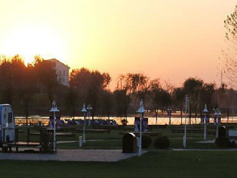 北运河休闲旅游驿站旅游景点图片