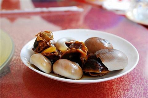 海鲜大馅饺子